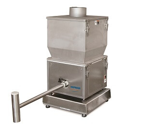 Stainless Steel Gravimetric PosiPortion Feeder | Hapman.com