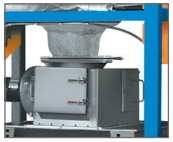 Integral Dust Control for Bulk Bag Unloaders | Hapman.com