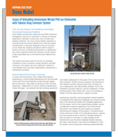 Case Study: Issues of Unloading Ammonium Nitrate Prill are Eliminated with Tubular Drag Conveyor System | Hapman.com
