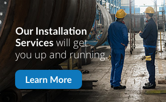 Banner ad for Hapman's Installation Services