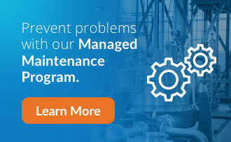 Banner ad for Hapman's Managed Maintenance Program