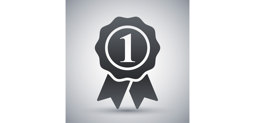 First-place ribbon icon from Hapman blog post
