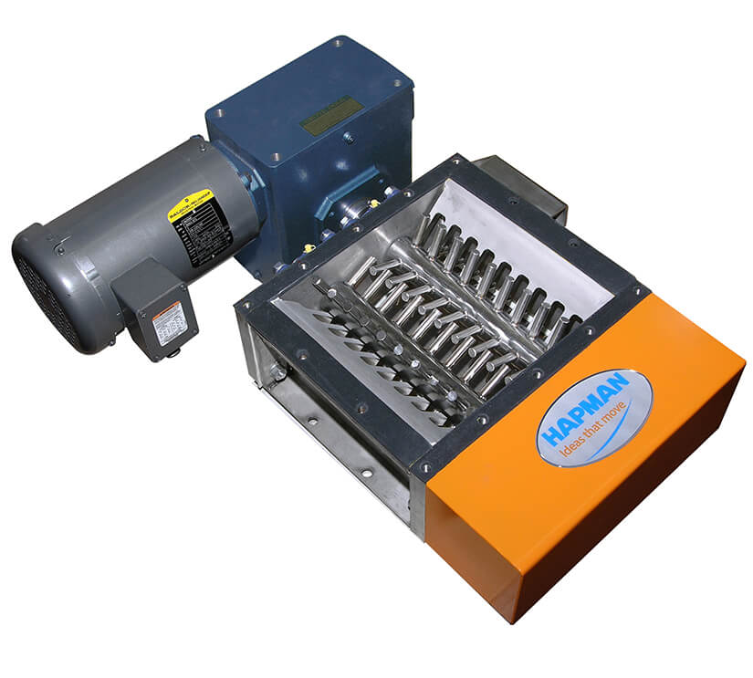Overview of a LumpMaster® Lump Breaker by Hapman