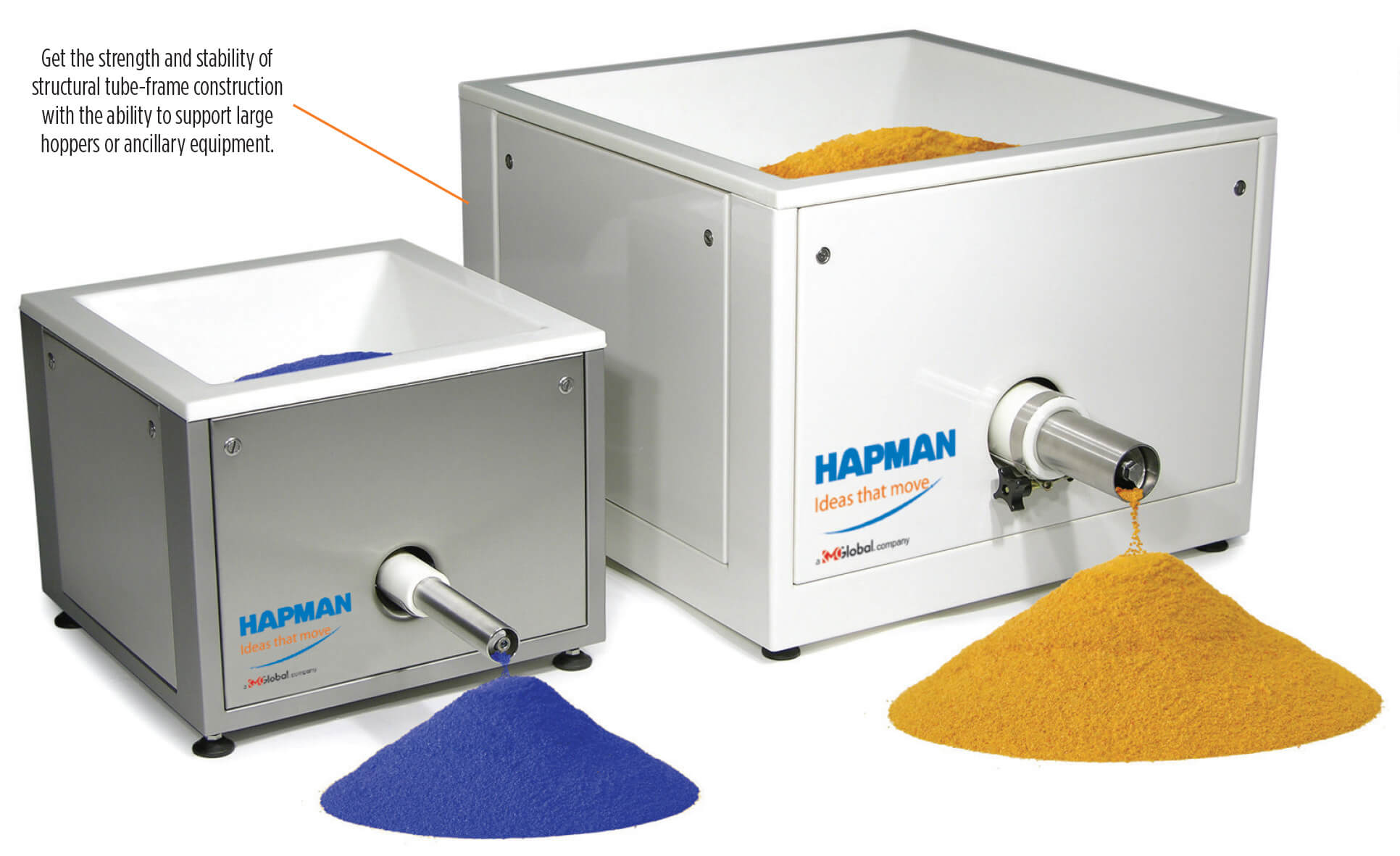 Product Brochure: Feeders | Hapman.com