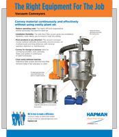 Product Brochure PDF Cover | Hapman.com