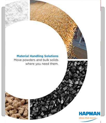 Material Handling Solutions Move Powders and Bulk Solids Where You Need Them