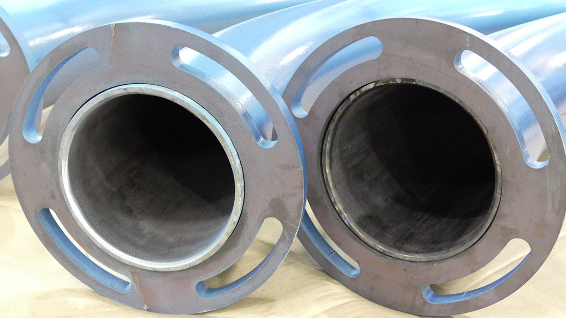 Pipe and Flanges